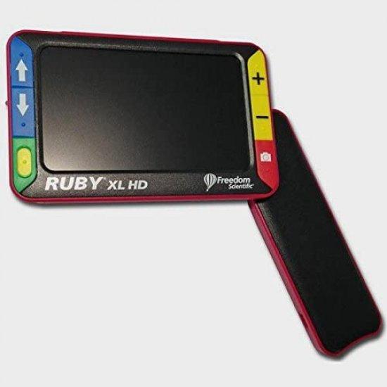 """Ruby 5"""" XL HD"""