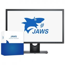 JAWS PRO Screen Reading Software for Windows